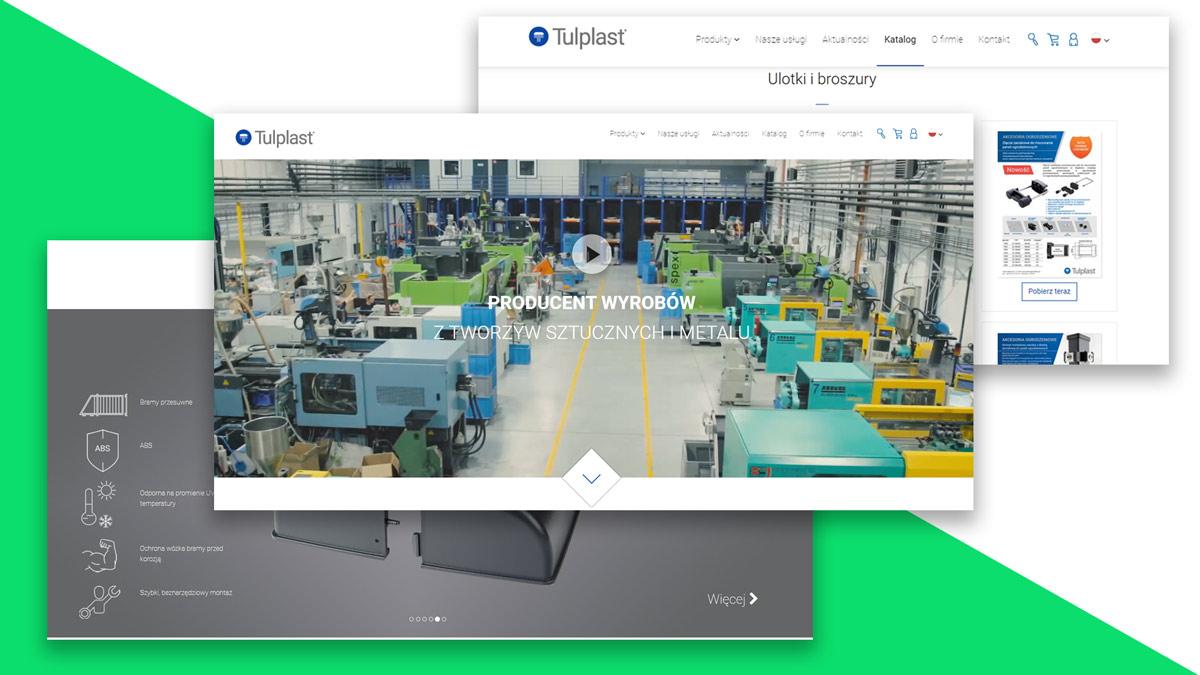 https://beeit.pl/project/strona-internetowa-tulplast-poznan/